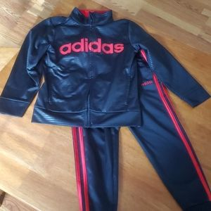 Adidas Jogger Track Suit